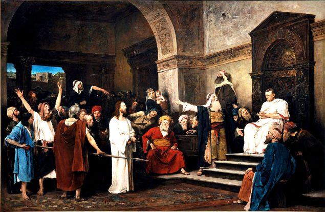 By Mihály Munkácsy, Public Domain