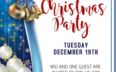 Mighty X Ministry Christmas Party