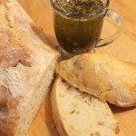 Garlic and Olive Oil Bread Dip