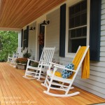 Fall Front Porch 2014