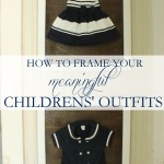 Framing Meaningful Children's Outfits