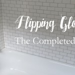 Flipping Gloucester: Completed Bathroom