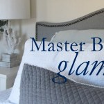 Master Bedroom Glamming