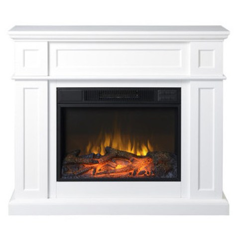 Flip staging fireplace