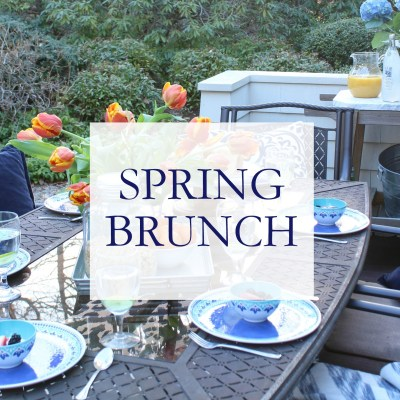 Brunch Spread with Better Homes & Gardens {sponsored}