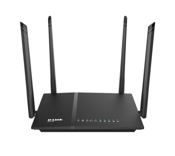 Router D Link Dual Band DIR 825 0001 Layer 9