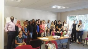 Capacity building: Improving advocacy and support for families with No Recourse