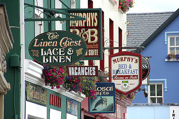 In Ireland, you're never far from a pub.