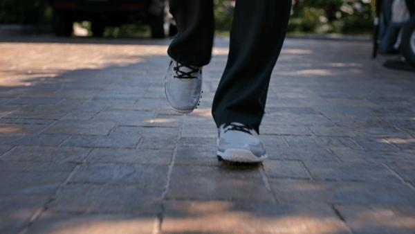 Tiger Woods sko