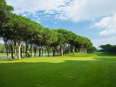 Golf de Pals first European Tour venue