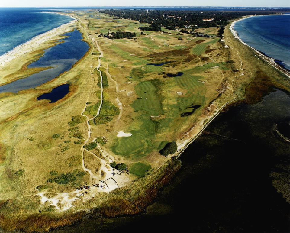 TRUE LINKS: Falsterbo is one of three courses in Sweden recognized as true links by The Links Association. Photo: Promotion Skåne