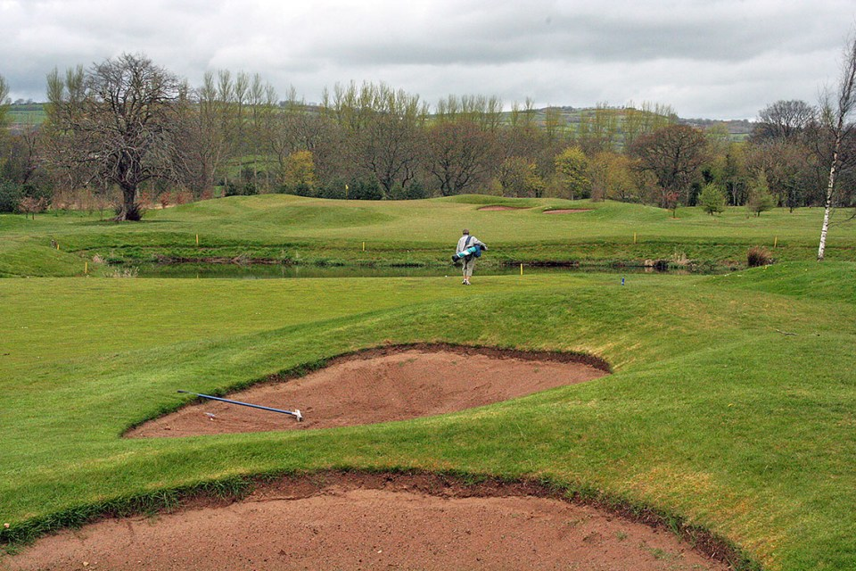 The 18-hole championship course, playable all year, is set in glorious wooded parkland at the Hilton Templepatrick Hotel & Country Club.