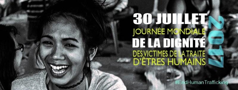 Journée mondiale contre la TEH 30 juillet 2017