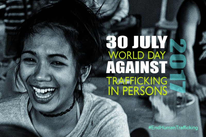 Statement - World Day Against Trafficking In Persons