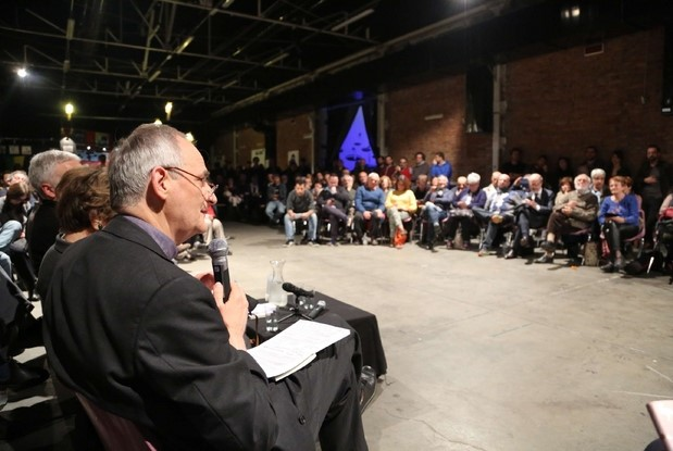 The Archbishop of Bologna presents Pope Francis' Speeches to Popular Movements