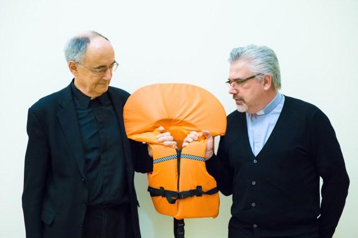 Czerny-Baggio-Lifejacket