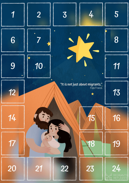 The Advent Calendar for Migrants and Refugees
