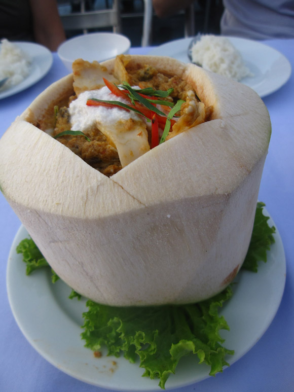 hau mok ma plow aun 2 100 Thai Dishes to Eat in Bangkok: The Ultimate Eating Guide