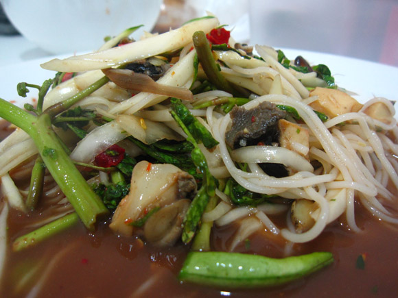 som tam plah lah 100 Thai Dishes to Eat in Bangkok: The Ultimate Eating Guide