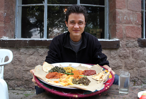 Ethiopia food guide