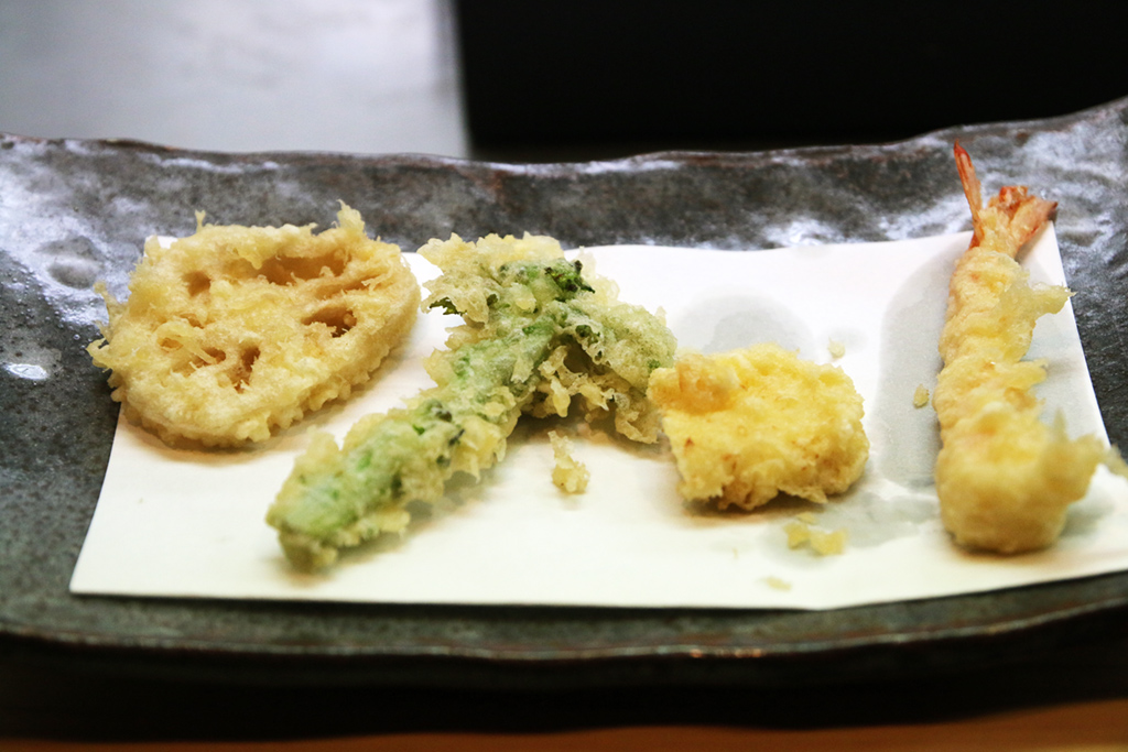 Image result for beautiful tempura morsels