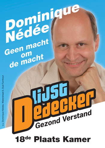 Affiche électorale (2007)