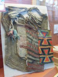 Des sacs de Papouasie-Nouvelle-Guinée (si ma mémoire n'est pas trop imaginative)
