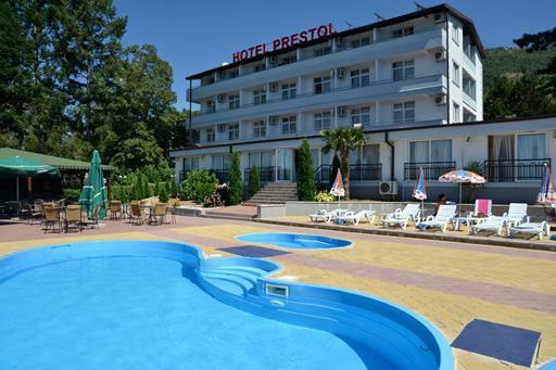 Хотел ПРЕСТОЛ – Охрид