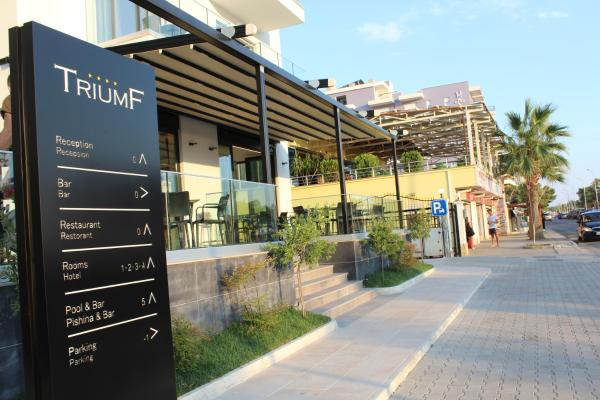 You are currently viewing TRIUMF HOTEL 4* – ШЕНЃИН