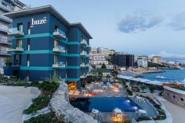 Read more about the article BUZE BOUTIQUE HOTEL 4* – САРАНДА