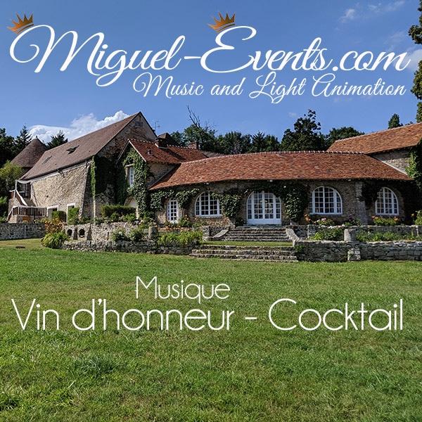 Playlist Vin d'honneur Cocktail Dj Mariage