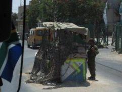 Checkpoint-israelí