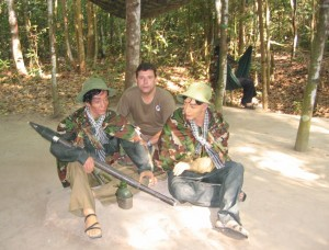 Guerrilleros del Vietcong
