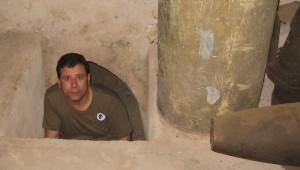 Salida de un túnel.