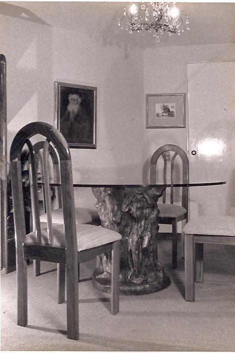 Historia de mis Talleres: El  taller en la SAI   1989-1991