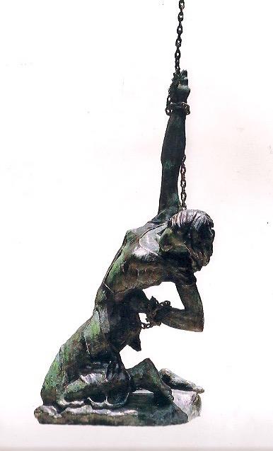 Historia Artistica Miguel Ángel Betancur T. Escultor 16