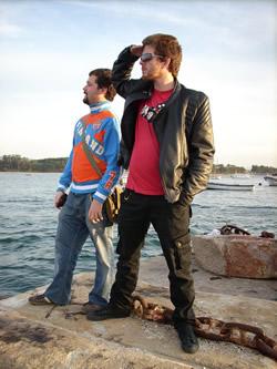 M�guel y Xan, en plan pop