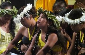 Fête du Heiva sur l'atoll d'Anaa