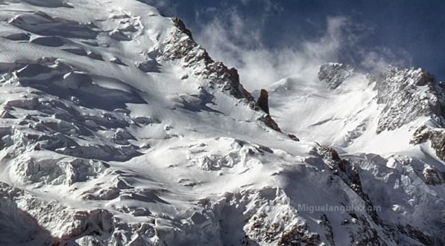 Glacier des Bossons (Chamonix)