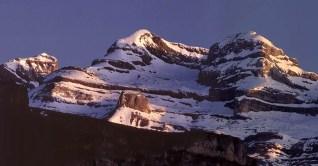 Mont Perdu, versant SO