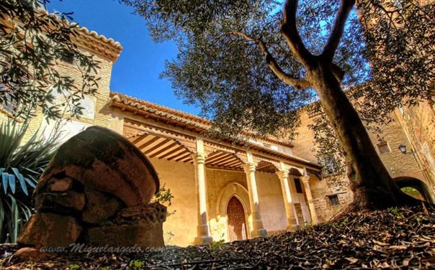 Casbas de Huesca : monastère cistercien de Nuestra Señora de la Gloria (XIIe)