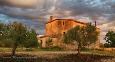 Junzano, ermita de Torrolluelas (XVIIe)