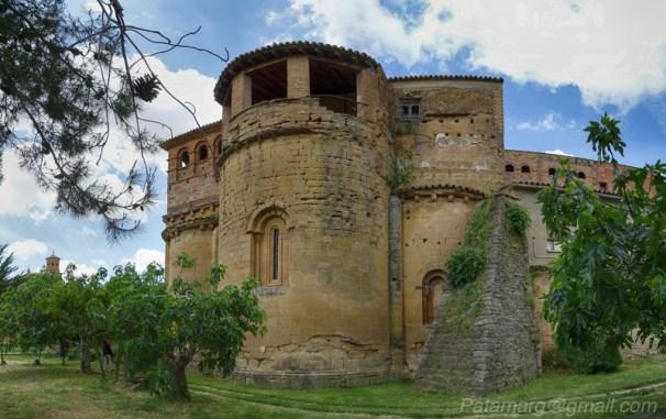 Monastère de Casbas de Huesca (XIIe)