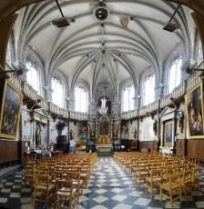 Salins les Bains, Chapelle Notre Dame Libératrice - XVIIe siècle