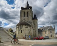 Eglise de Huismes