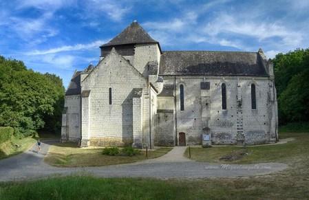 Rigny, église Notre-Dame (XIIe siècle)