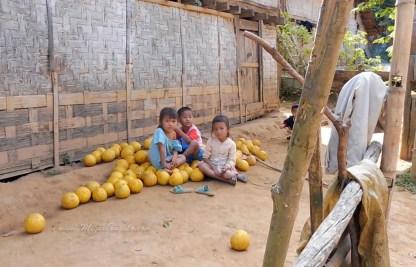BanSamSaath, Nong Khiaw (Laos)