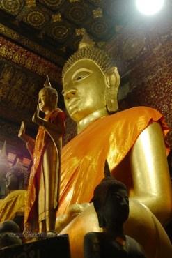 Wat Xieng Thong à Luang Prabang (Laos)