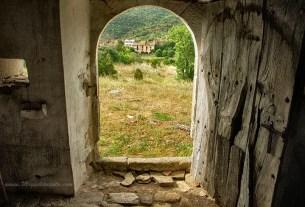 Finestres depuis la Ermita San Marcos