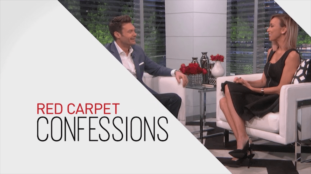 E! Live From The Red Carpet Oscar Special: Red Carpet Confessions